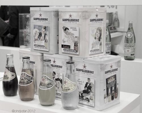 vintage bottles & boxes