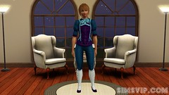 Magician Career Outfit (Level 2) Female