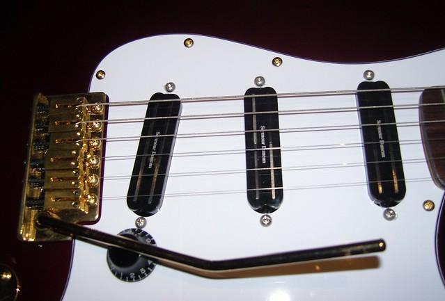 Photo:Fender Stratocaster Body By GorissM