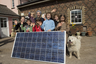 The kids of REPOWERBalcombe | by 1010 Climate Action