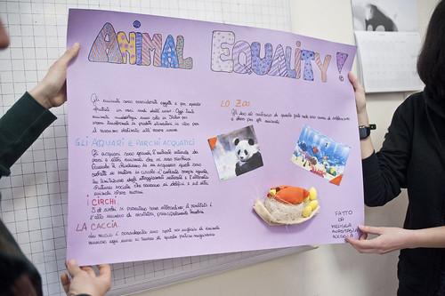 Salviamo Gli Animali - Incontri nelle scuole