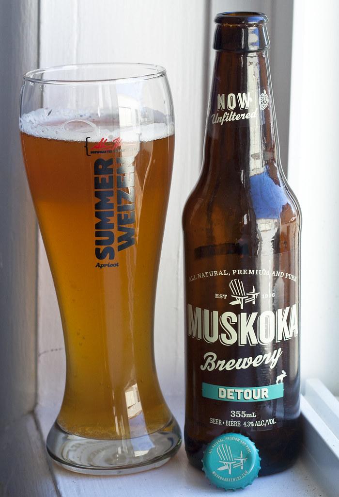 Review: Muskoka Detour Session IPA