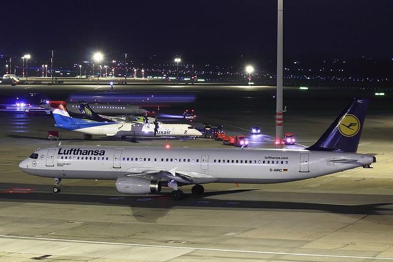 Lufthansa - A321 - D-AIRC