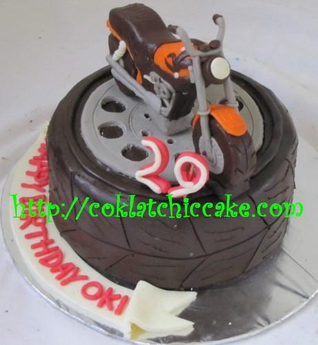 Kue ulang tahun harley oki jual kue ulang tahun