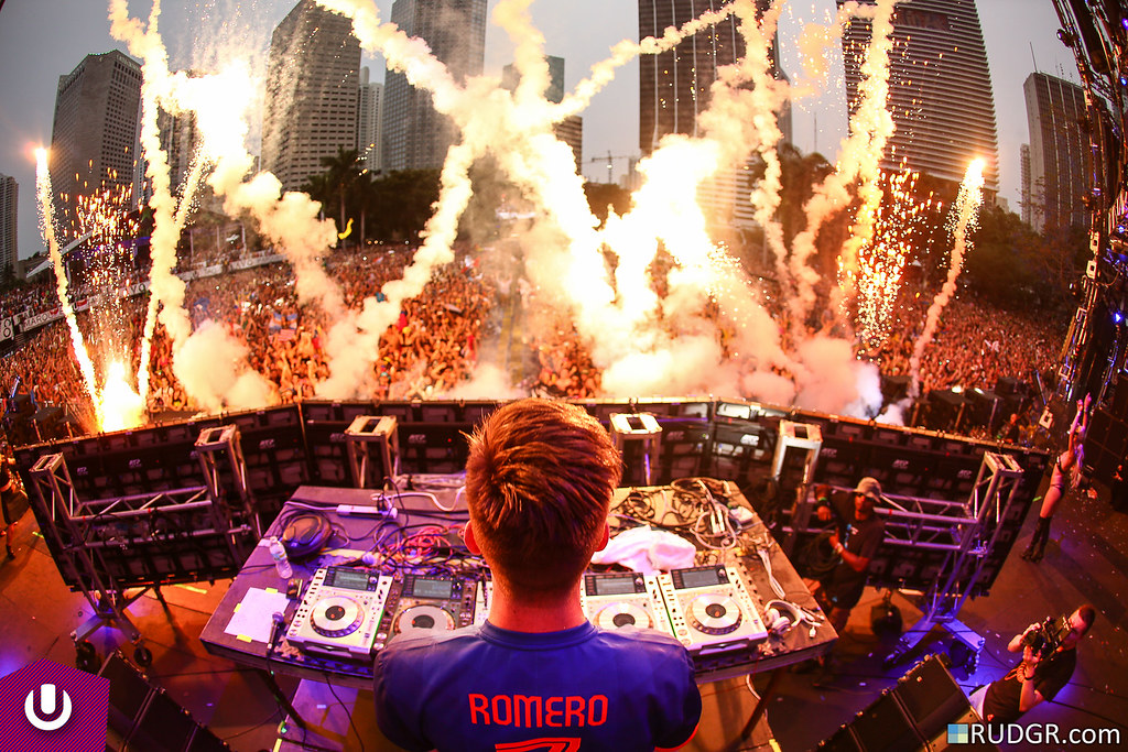 64. The Nicky Romero moneyshot