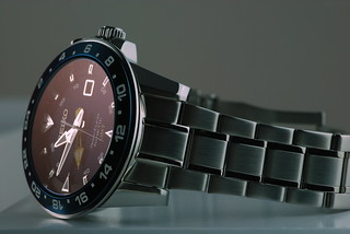 Seiko SUN017 Kinetic GMT