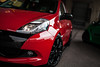 Ultra Red Clio 200 by Niall97