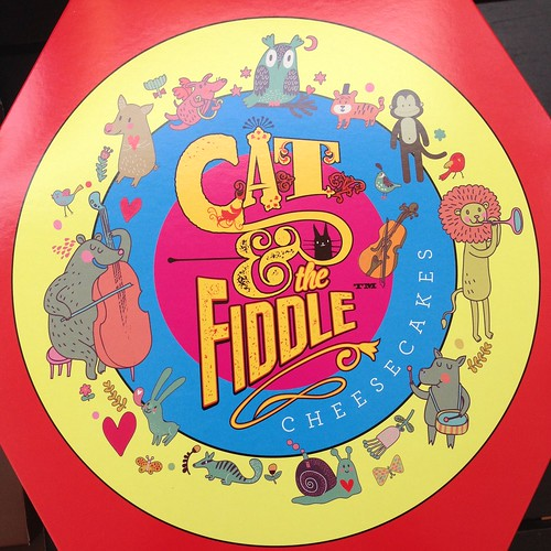 Cat and the Fiddle's gift box