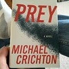 Reading right now. It'll take me a couple of days. Michael Crichton is my favorite author.