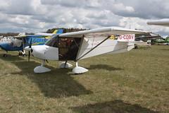 G-CDBV Sky Ranger Popham