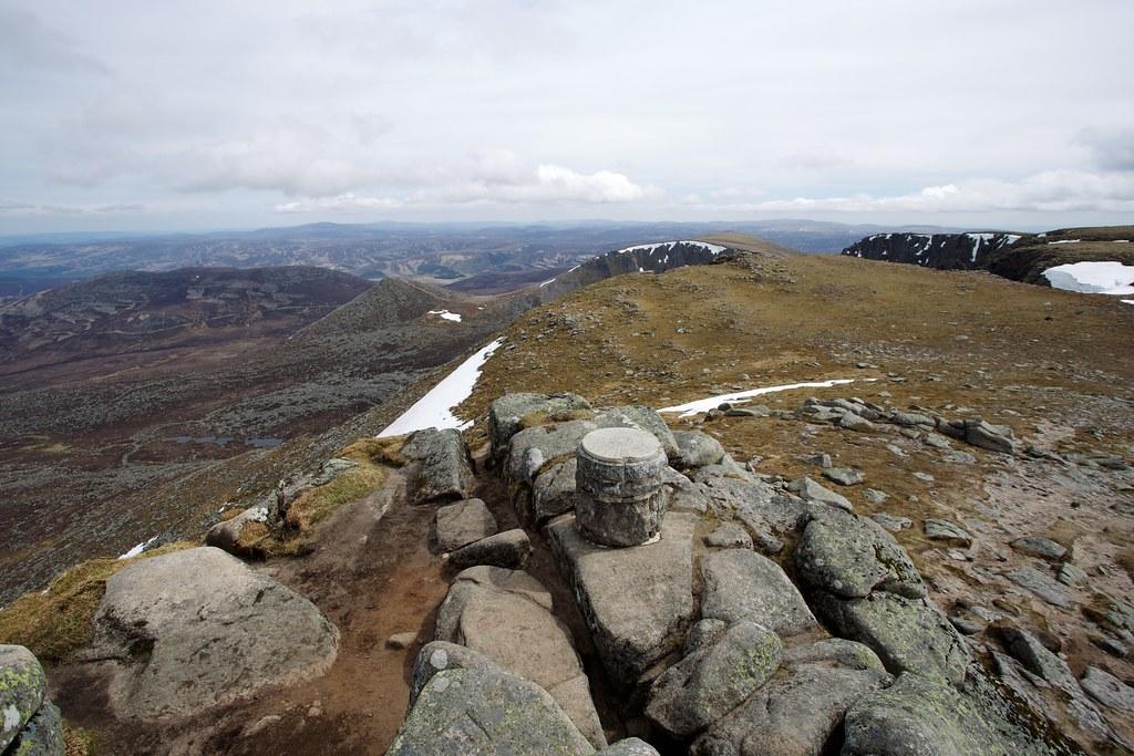 Summit of Lochnagar