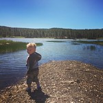 Outdoorsy little man by bartlewife