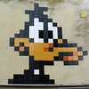 PA_1189 Space invader feat. GZUP in Paris 5th