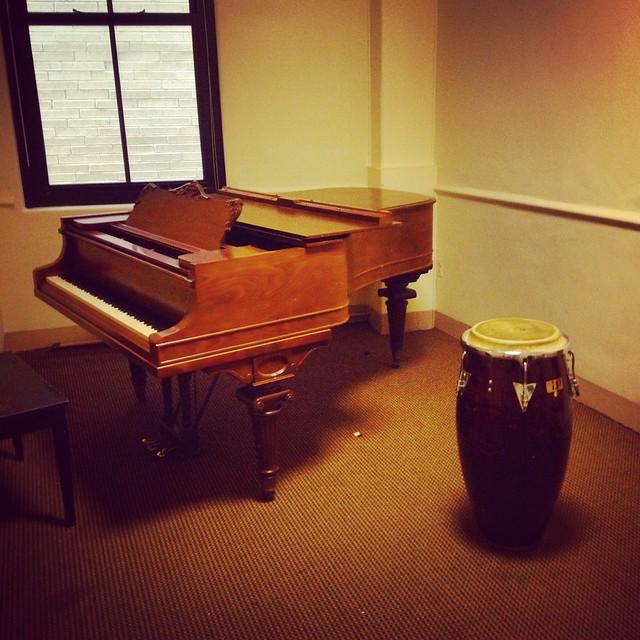 Practice room combo