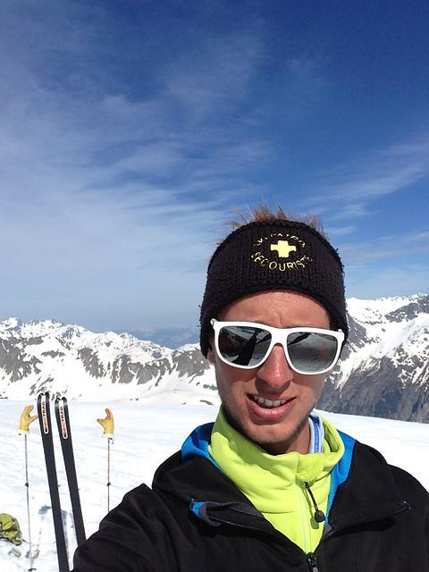Selfie au sommet