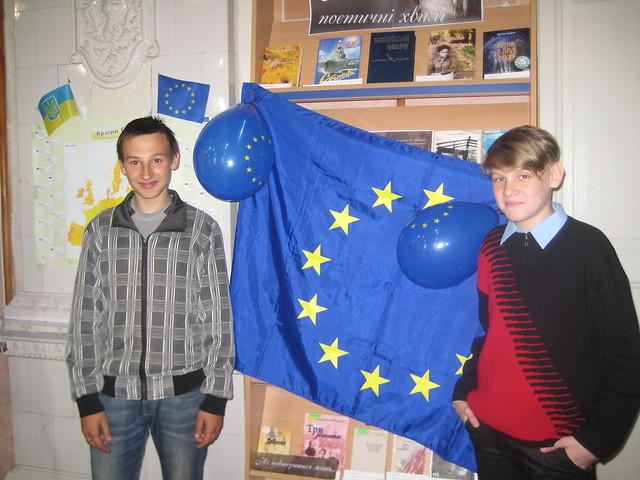 Пізнаємо Європу разом