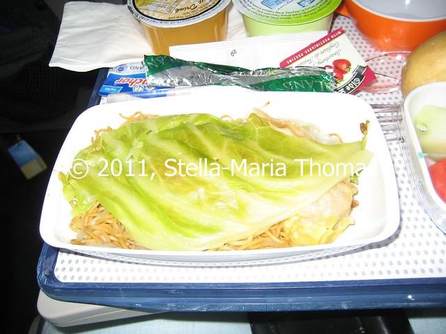 IN FLIGHT FOOD 005