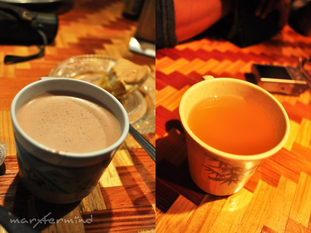 Hot Choco & Tea