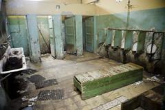 Toilets حمامات العمال