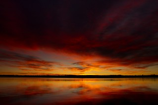 Chatfield Lake Sunrise