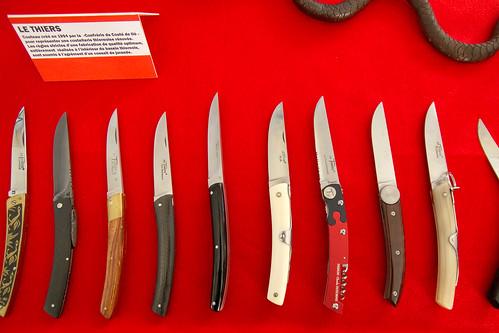 Couteaux Le Thiers