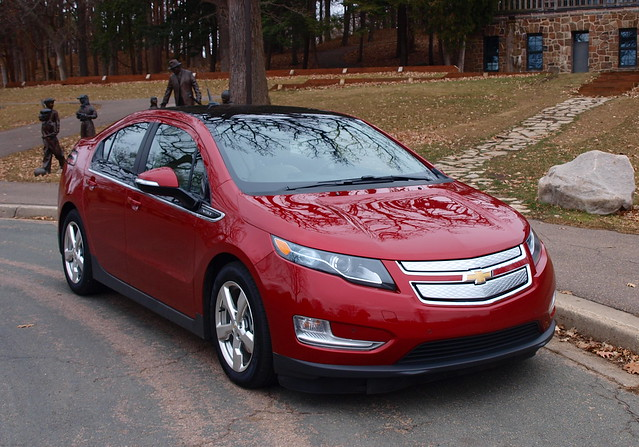 2011 Chevrolet Volt 31