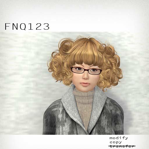 booN FNQ123 hair