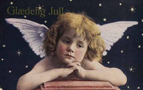 Glædelig Jul, ca 1924