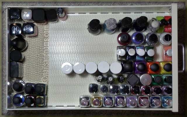 Rie's Polish Stash - 2nd Drawer (as of 11/28/11)
