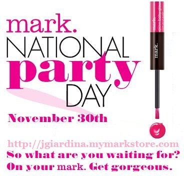 National Mark. Party Day