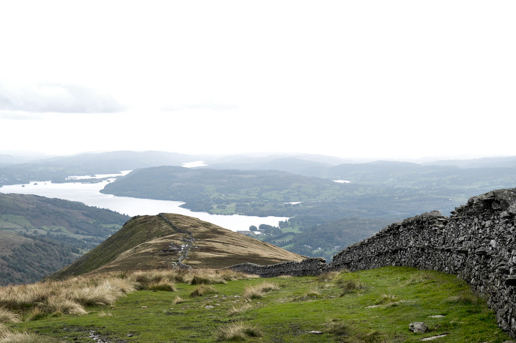 Rydell Fell - Lake Windermere