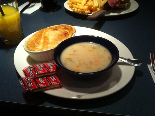 Turkey Pot Pie by raise my voice