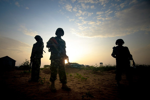 frontline somalia burundi mogadishu amisom deynile