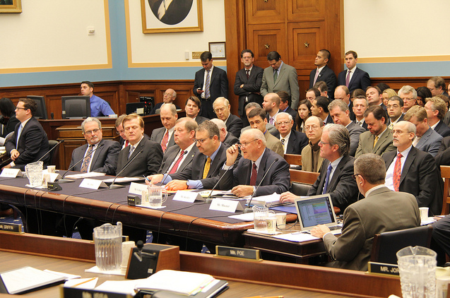 Judiciary Committee hearing on e-fairness, from Rep. Mike Pence