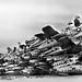 Republic F-84s op de schroot by Tuuur