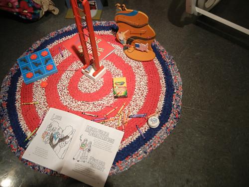 Art Practice Department Honor Student Show, Worth Ryder Gallery, UC Berkeley _ 8561