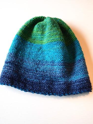 hanspun Peacock Rikke hat