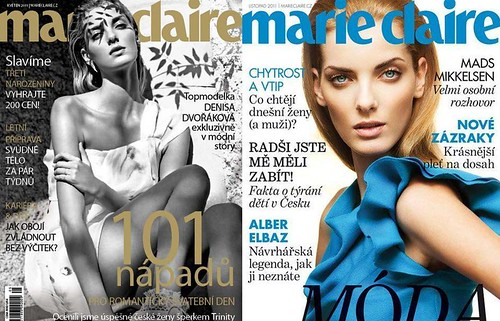 Denisa-Dvorakova-portada-Marie-Claire