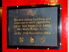 Photo of Black plaque № 9110