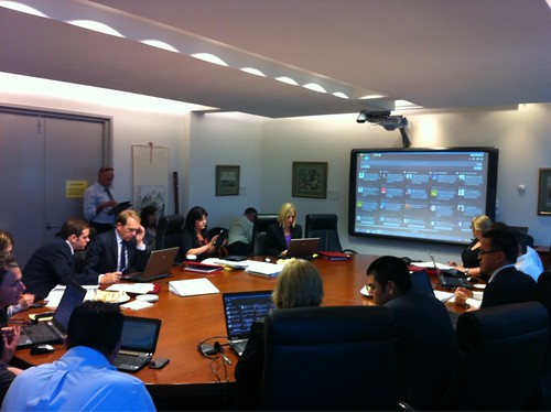 ACT Twitter Cabinet LIVE