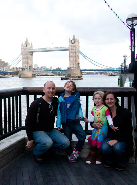 The Burns' London Bridge
