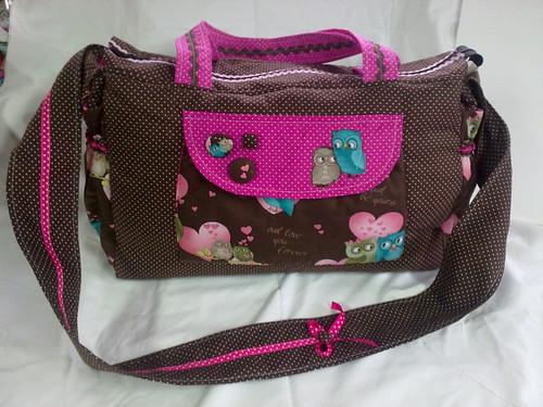 Saco para uma bebé by ♥Linhas Arrojadas Atelier de costura♥Sonyaxana