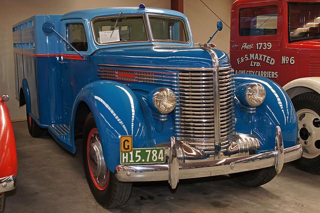 1939 Diamond T Truck.