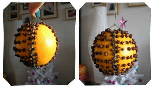cloved orange pomander (3)