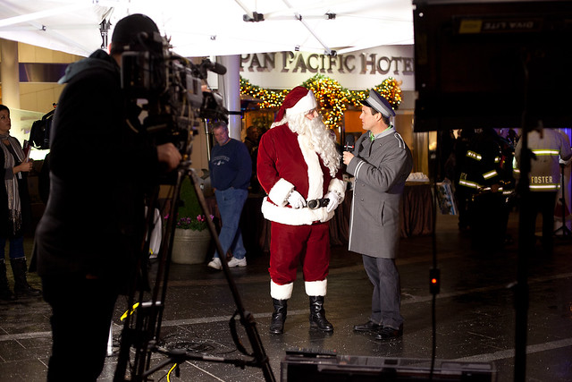 2011 Pan Pacific Christmas Wish Breakfast