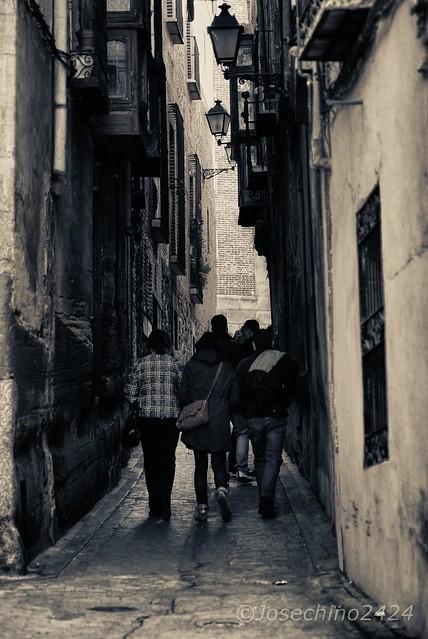 Toledo- calles