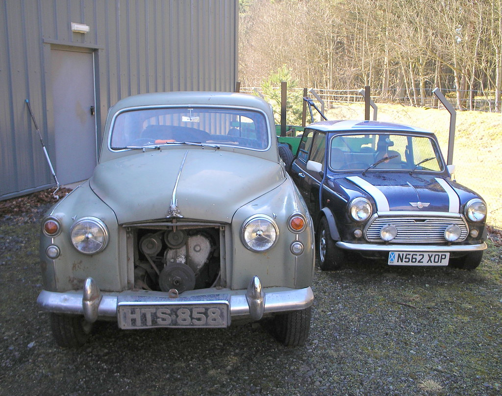 CLASSIC CARS FOR SALE IN SCOTLAND : SALE IN SCOTLAND | Classic cars ...