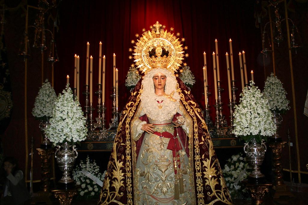 Besamanos Virgen de la Caridad en Su Soledad. 4b