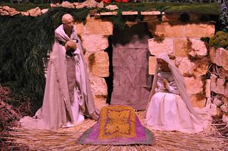 Religious Scene