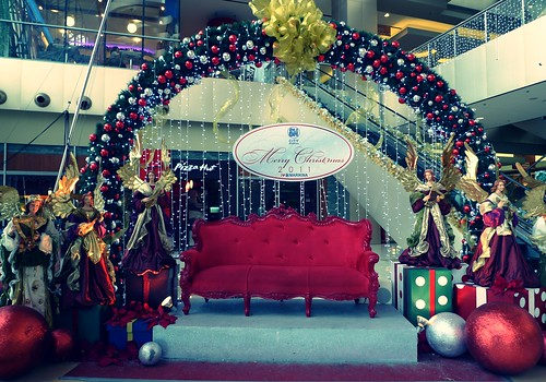 Christmas at SM Marikina | corbitoness
